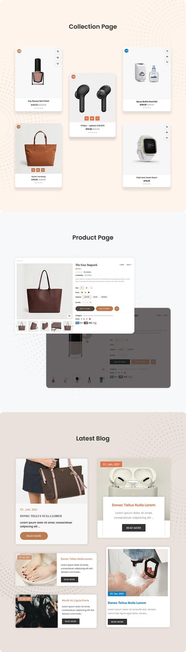 Votto - The Single product Multipurpose Shopify Theme - 4