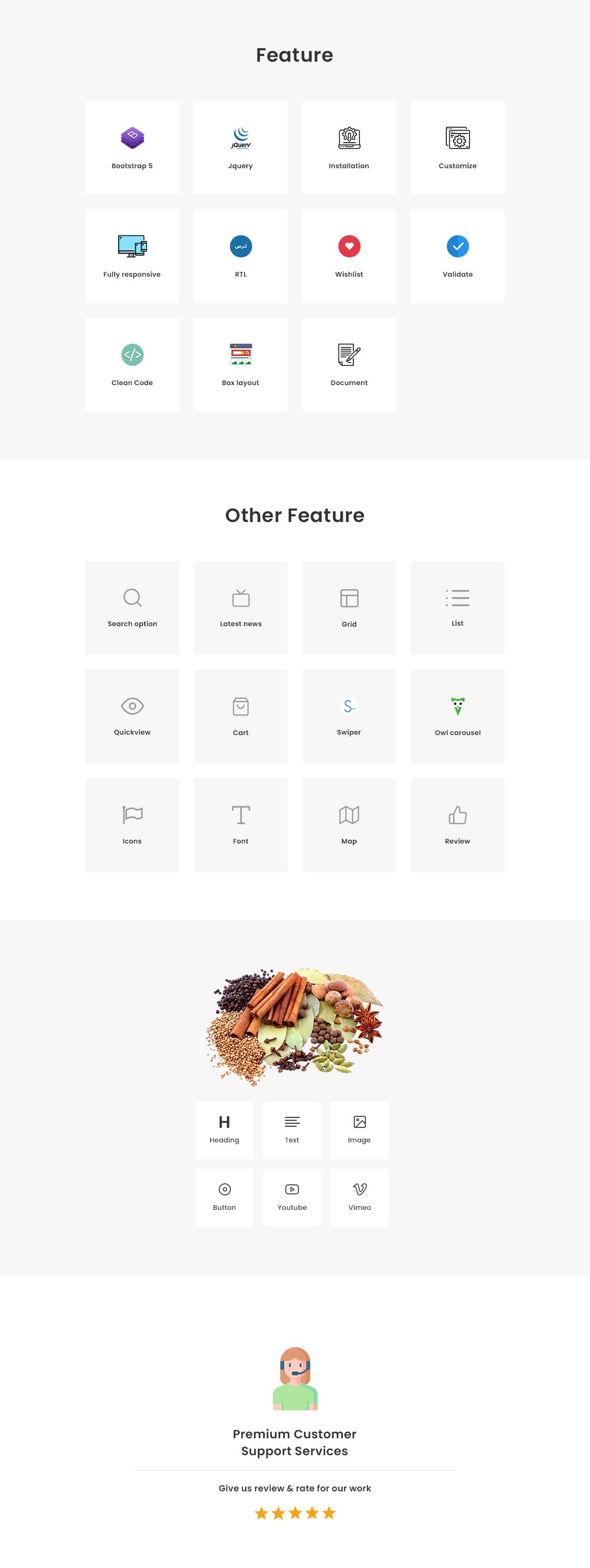 Vegist - Multipurpose eCommerce HTML Template - 4