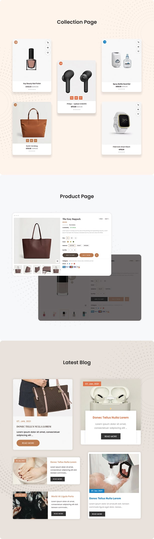 Votto - The Single product Multipurpose Shopify Theme - 3