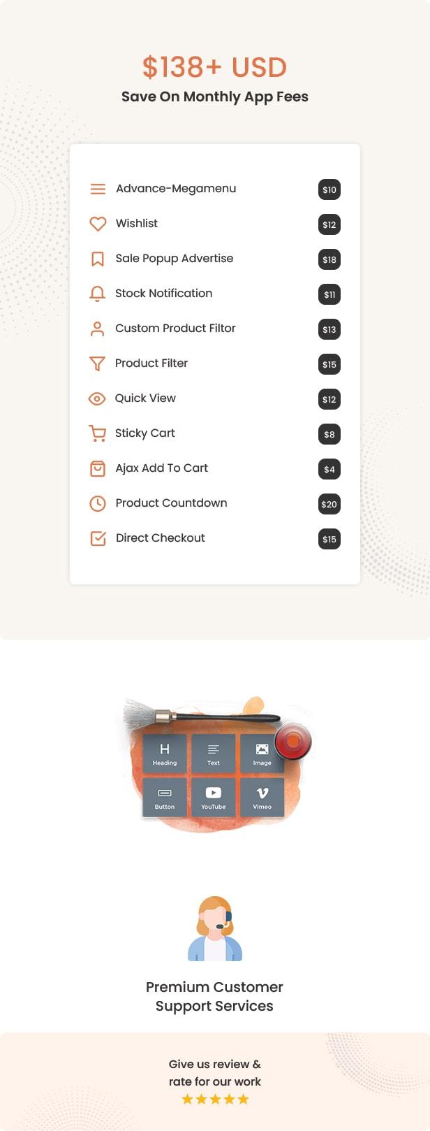 Votto - The Single product Multipurpose Shopify Theme - 5